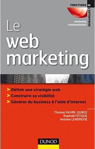 Le webmarketing chez Dunod