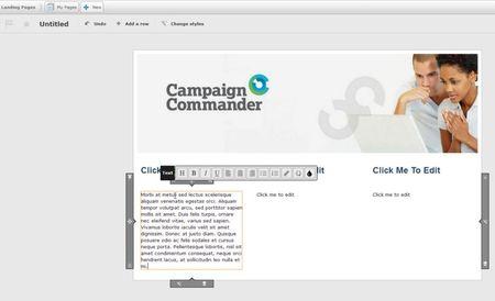 Editeur emailvision