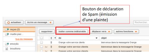 Webmail orange