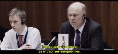 Réunion ministres