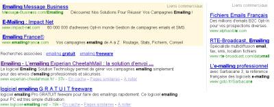 Googleemailing